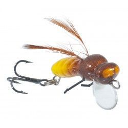 Wobler Iron Claw Insect Lures Bee Baby 2,7cm, kolor 5