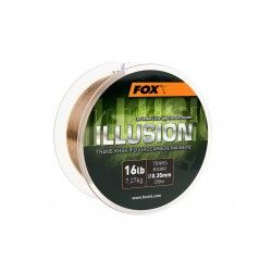 Żyłka Fox Illusion Trans Khaki 0,35mm/200m