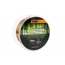 Żyłka Fox Illusion Trans Khaki 0,35mm/200m