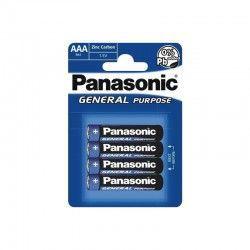 Baterie Panasonic Micro 1,5 V AAA R03