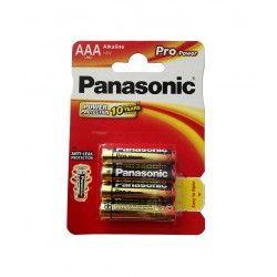 Baterie Panasonic Micro Pro Power Alkaline 1,5V AAA LR03