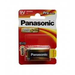 Bateria Panasonic Pro Power Block Alkaline 9V 6LR61