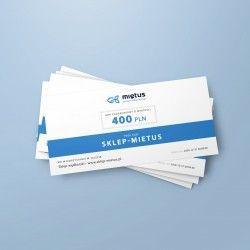 Karta podarunkowa 400 PLN