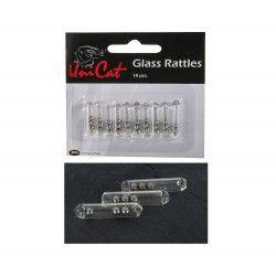 Grzechotki Do Przynęt Uni Cat Glass Rattles Small 4x19mm