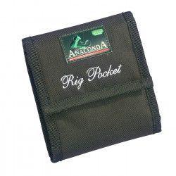 Portfel na akcesoria wędkarskie Anaconda Rig Pocket