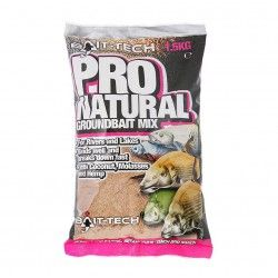 Zanęta Bait-Tech Pro Natural - 1,5kg