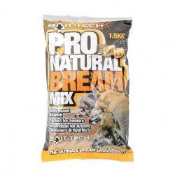 Zanęta Bait-Tech Pro Natural Bream - 1,5kg
