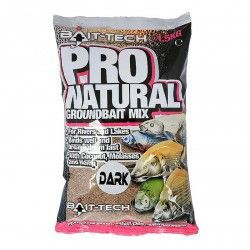 Zanęta Bait-Tech Pro Natural Dark - 1,5kg