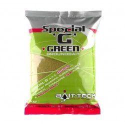 Zanęta Bait-Tech Special G Green - 1kg