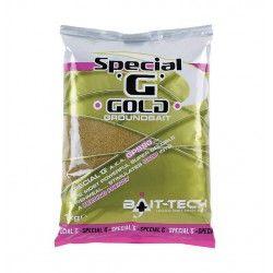 Zanęta Bait-Tech Special G Gold - 1kg