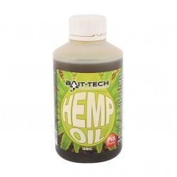 Olej Z Konopi Bait-Tech Oil Hemp 500ml