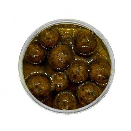 Kulki haczykowe w zalewie Putton Flavors - Śliwka Mirabelka, 16/20mm (200g)