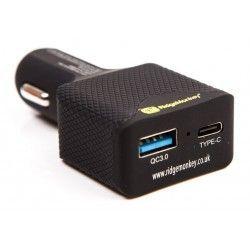 Ładowarka samochodowa Ridge Monkey Car Charger Vault 45W USB-C