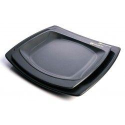 Zestaw talerzy Ridge Monkey SQ DLX Melamine Plate Pack