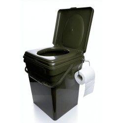Przenośna toaleta Ridge Monkey CoZee Toilet Seat Full Kit