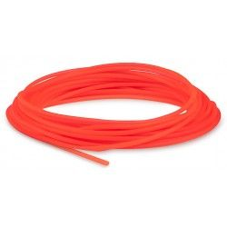 Amortyzator Matrix Silk Elastic rozm.3-5/0,9mm, Red