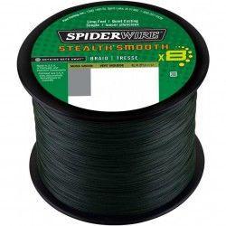 Plecionka SpiderWire Stealth Smooth 8 0,14mm/2000m, Moss Green