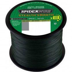 Plecionka SpiderWire Stealth Smooth 8 0,39mm/2000m, Moss Green