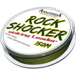 Plecionka Anaconda Rockshocker Leader 0,32mm/150m
