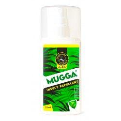 Spray Mugga przeciw komarom, kleszczom i meszkom 9,5%/75ml