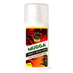 Spray Mugga przeciw komarom, kleszczom i meszkom Strong DEET 50%/75ml