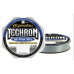 Żyłka Kamatsu Techron Soft Nylon 0,10mm/150m