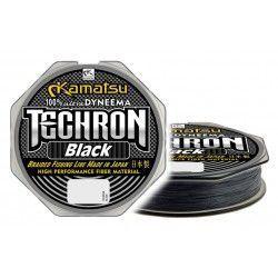 Plecionka Kamatsu Techron Black 0,22mm/10m