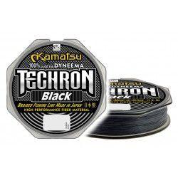 Plecionka Kamatsu Techron Black 0,25mm/10m