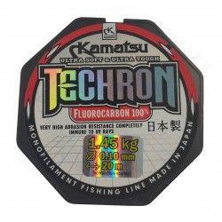 Żyłka Kamatsu Techron Fluorocarbon 0,10mm/20m