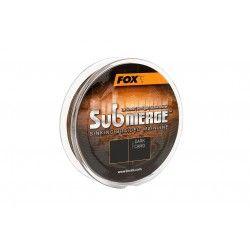 Plecionka Fox Submerge Sinking Braided Mainline Dark Camo 0,16mm/600m