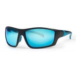 Okulary polaryzacyjne Salmo Black Glasses Grey Ice Blue Lens