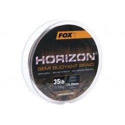 Plecionka Fox Horizon Semi Buoyant Braid Dark Camo 0,20mm/300m