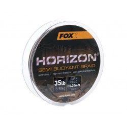 Plecionka Fox Horizon Semi Buoyant Braid Dark Camo 0,20mm/300m