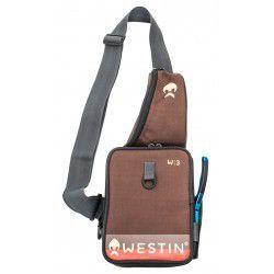 Plecak na jedno ramię Westin W3 Street Sling Medium Grizzly Brown/Black