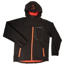 Kurtka Fox Black&Orange Softshell Jacket Rozm.XXXL