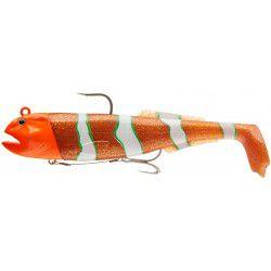 Przynęta gumowa Daiwa D-Wolf DF SW 24cm/480g, Orange Psycho