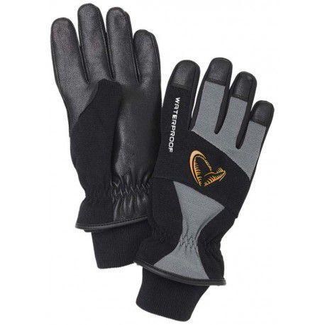 Rękawice Savage Gear Thermo Pro Glove Grey/Black