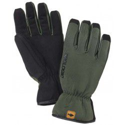 Rękawice Prologic Softshell Liner Green/Black