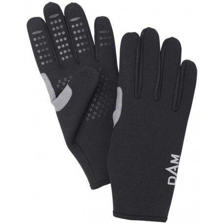 Rękawice DAM Light Neo Liner Black