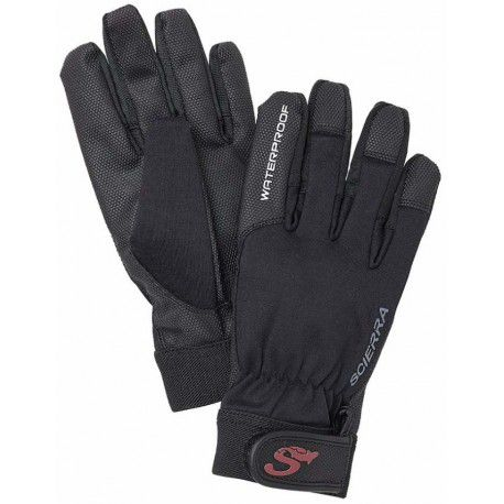 Rękawice Scierra Waterproof Fishing Glove Black