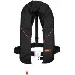 Automatyczna kamizelka ratunkowa Fox Life Jacket Black&Orange