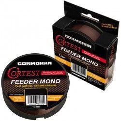 Żyłka Cormoran Cortest Feeder Mono Tonąca 0,25mm/135m