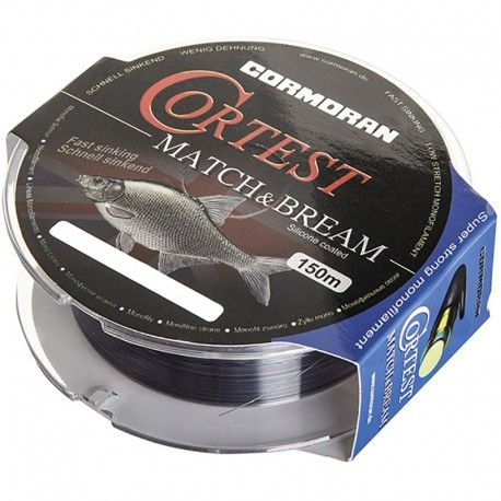 Żyłka Cormoran Cortest Match & Bream Tonąca 0,16mm/150m
