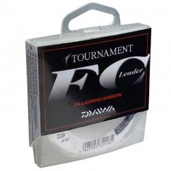 Żyłka przyponowa Daiwa Tournament FC 0,23mm/50m