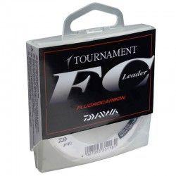 Żyłka przyponowa Daiwa Tournament FC 0,35mm/50m