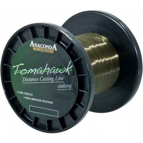 Anaconda Tomahawk Line 0,25mm/1200m