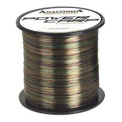 Żyłka Anaconda Power Carp 0,38mm/1200m