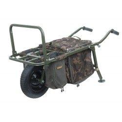 Wózek Transportowy Fox FX Explorer Barrow and Camo Lite Bag inc 2 straps & mesh bags