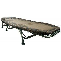 Łóżko Fox FX Flatliner Bedchair Camo