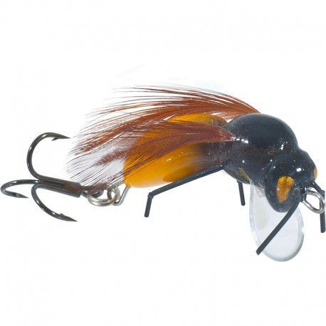 WOBLER IRON CLAW Insect Lures WASP 3 cm, kolor 3